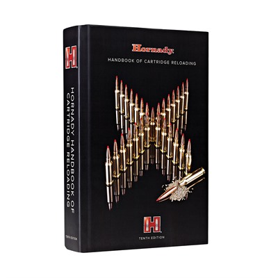 Handbook Of Cartridge Reloading 10th Edition Hornady.