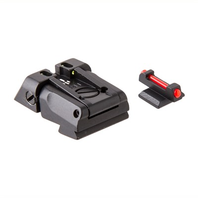 Kimber Adjustable Fiber Optic Sight Set Fusion Firearms.