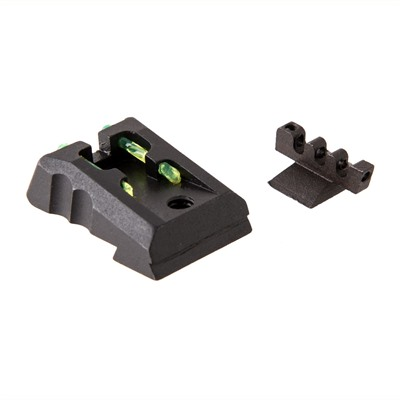 Kimber Fixed Rear Sight Green W/green Contour Front Fusion Firearms.