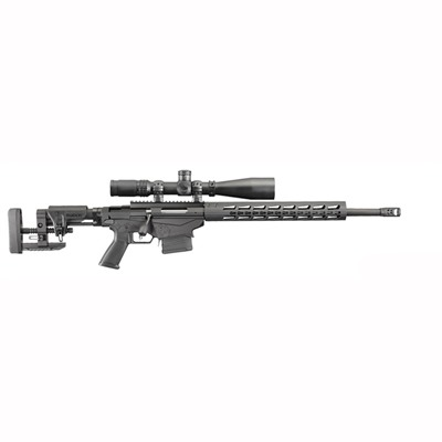 Precision Rifle 308 Win 20 10+1 Brake Ruger.