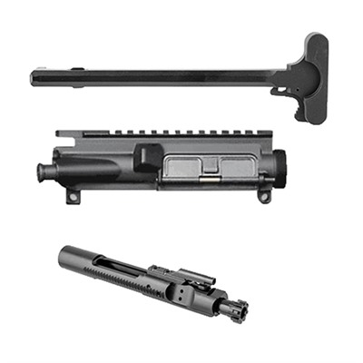 Rock River Arms forged aluminum A4 style upper receiver with ejection port cover and forward assist installed. Features M4 feed ramps. ...