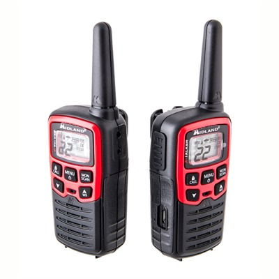 Ex37vp E+ready Two-Way Radio Kit Midland Radios.