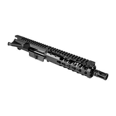 "Ar-15 7.5"" Upper Assy 5.56 M4 Standard Keymod Rail No Bcg Or Ch Radical Firearms."