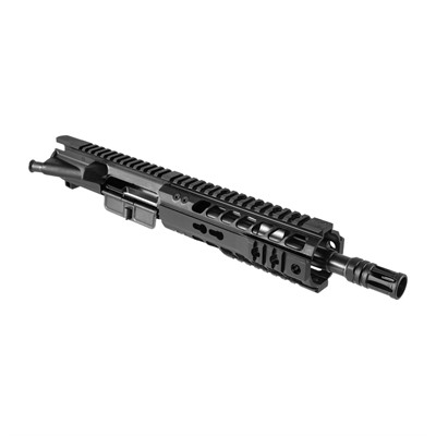 Ar-15 8.5 Upper Assembly 300blk Hbar Hybrid Rail No Bcg Or Ch Radical Firearms.