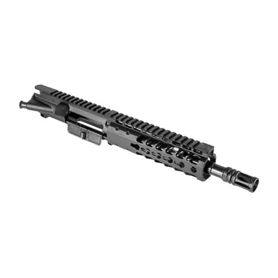 "The Radical Firearms 8.5"" Radical Upper Receiver is a flat top, law-enforcement grade, drop in receiver, ready to be mounted to any ..."