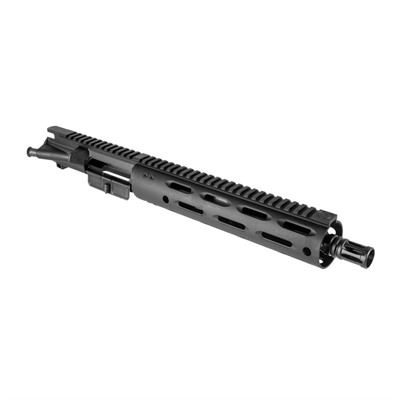 "The Radical Firearms 10.5"" M4 Upper Receiver is a flat top, law-enforcement grade, drop in receiver, ready to be mounted to any ..."