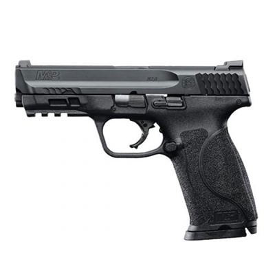 "M&p 9m2.0 9mm Black 4.25"" 17+1 Smith & Wesson."