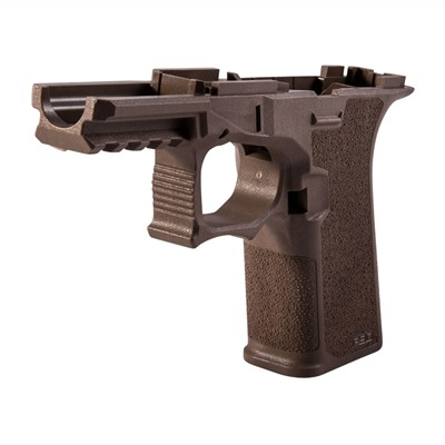 Pf940cv1 80% Frame Aggressive Texture for Glock 19/23/32 Fde by Polymer80