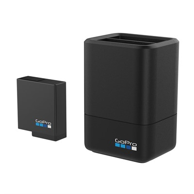 Hero5 Black Dual Battery Charger Gopro.