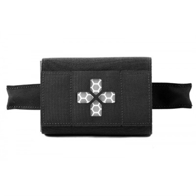 Micro Trauma Kit Now! Belt Pouch Only Blue Force Gear.