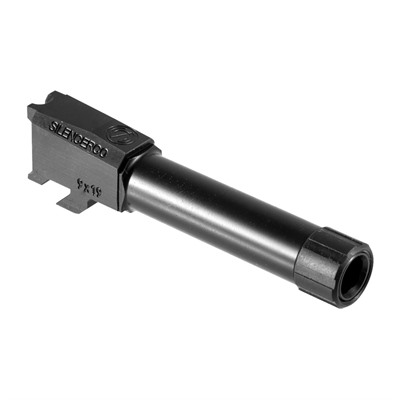 S&w M&p Shield Threaded Barrel Silencerco.