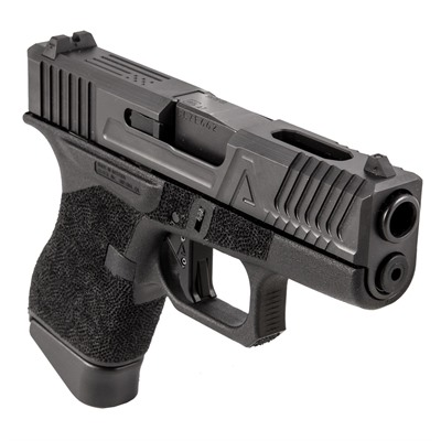 G43 Hybrid 9mm 3.39 & Quot; by Agency Arms LLC