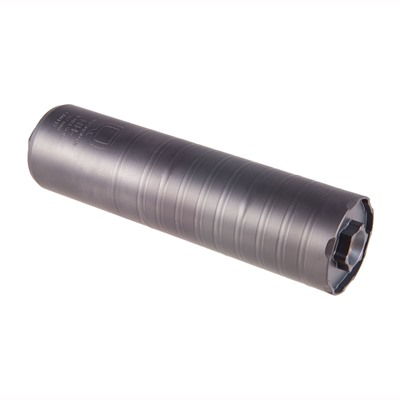 Half Nelson  7.62mm/300blk/300wm Suppressor Direct Thread 5/8-24 Q.