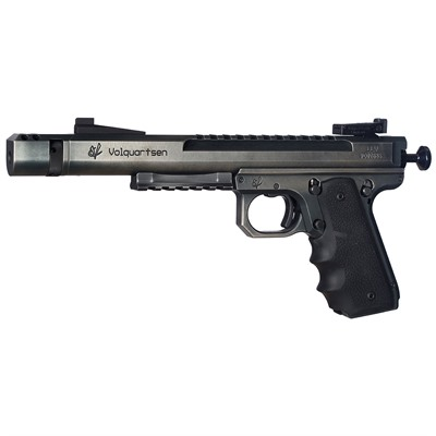 Scorpion, 22lr Battle Worn, 6 & Quot; Upper with 1911 Style Target Frame by Volquartsen