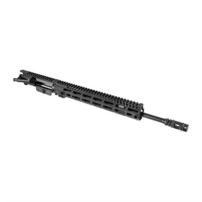 "The Midwest Industries Complete 16"" 5.56 Upper Receiver Assembly is ready to install on the mil-spec lower of your choice. Chambered in ..."