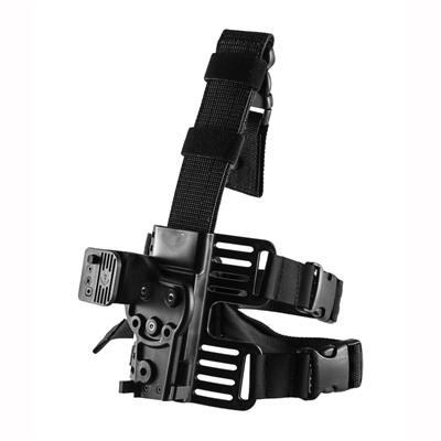 B & T Leg Holster for Mp9 with Suppressor by B&t Usa