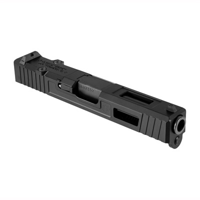 Ucc V3 Custom Glock® 19 Slide W/ Rmr Cut Primary Machine.
