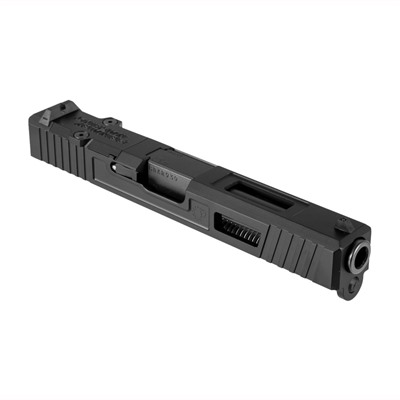 Ucc V3 Custom Glock® 17 Slide W/ Rmr Cut Primary Machine.