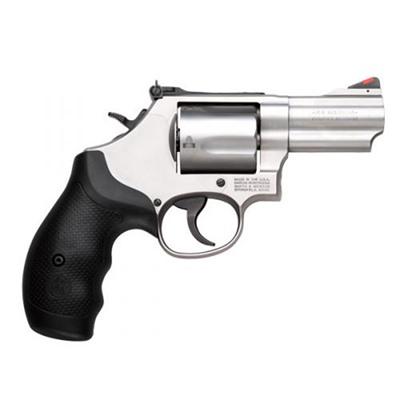 """69 Combat Magnum .44 Mag 2.75"""" Ss Smith & Wesson."""