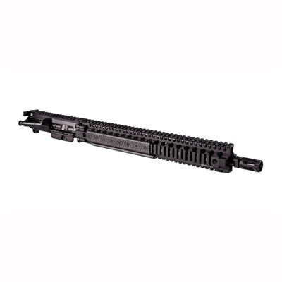 "Ddm4v9 16"" 5.56mm Nato Upper Receiver Black Daniel Defense."