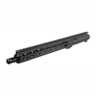 The Critical Capabilities assembled 9mm AR-15 Upper Receiver provides a host of features for the builder looking to begin their 9mm AR ...