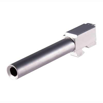 Non-Threaded Standard Line Barrel G17 Stainless Steel Agency Arms Llc.