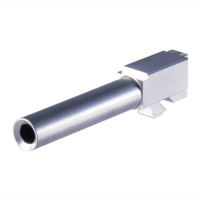 Non-Threaded Standard Line Barrel G19 Stainless Steel Agency Arms Llc.