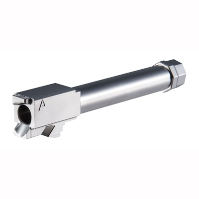 Threaded Standard Line Barrel G19 Stainless Steel Agency Arms Llc.