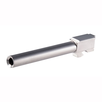 Non-Threaded Standard Line Barrel G34 Stainless Steel Agency Arms Llc.
