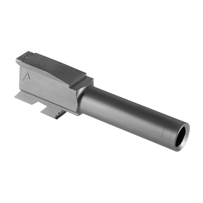 Non-Threaded Standard Line Barrel G43 Stainless Steel Agency Arms Llc.