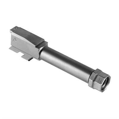 Threaded Standard Line Barrel G43 Stainless Steel Agency Arms Llc.
