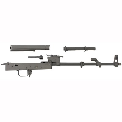 Click here to buy AK-47 BarreLED Receiver 7.62x39 Fixed Stock by Blackheart Firearms.