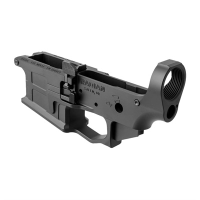 Ar-15 Ambidextrous Lower Receiver 5.56 Black Radian Weapons.