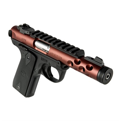 Click here to buy Ruger Mark Iv 22/45 Lite by Ruger.