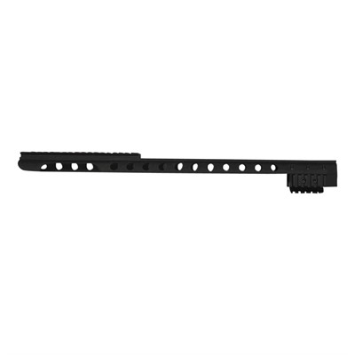 Remington 7600 Top Picatinny Rail Mount W/ Bottom Accessory Rails Accuracy Systems.