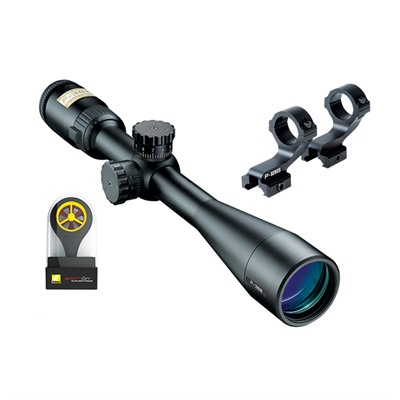 P-308 Scope 4-12x40mm Bdc 800 Range Ready Kit Nikon.