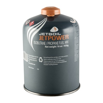 Jetpower Fuel 450gm Jet Boil.