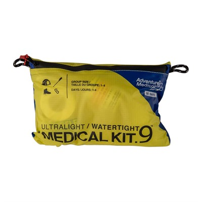 Ultralight/watertight Kit Adventure Medical Kits.