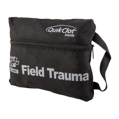 Tactical Field Trauma Kit W/quikclot Adventure Medical Kits.