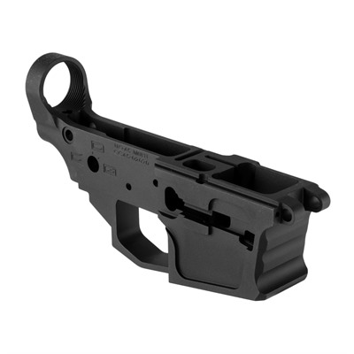 Ar-15 Large Frame Lower Receiver For Glock™ Magazine Critical Capabilities Llc.