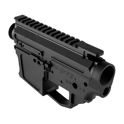 Ar-15 Large Frame Receiver Set For Glock™ Magazine Critical Capabilities Llc.
