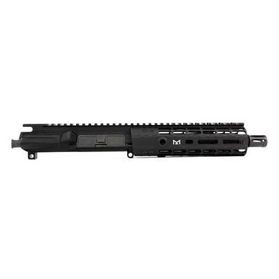 "M4e1 Assembled Upper Receiver 7.5"" 5.56mm Pistol Length Aero Precision."