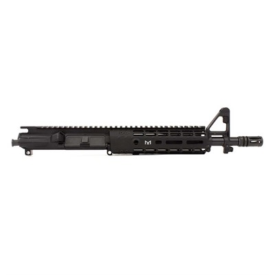 "M4e1 Assembled Upper Receiver 10.5"" 5.56mm Carbine Length Aero Precision."