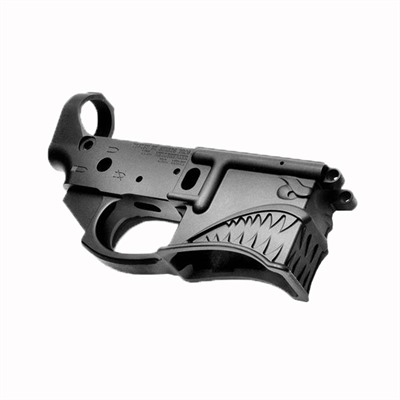 Ar-15 Hellbreaker Lower Receiver Billet Spikes Tactical.