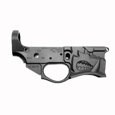 Ar-15 Warthog Lower Receiver Billet Spikes Tactical.