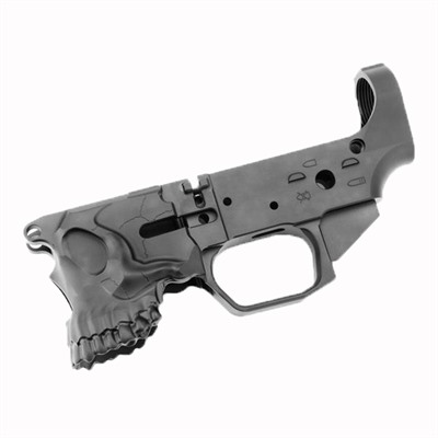"Ar-15 ""the Jack"" Lower Receiver Billet Spikes Tactical."