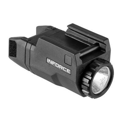 Aplc Compact Pistol Light For Glock Inforce-Mil.