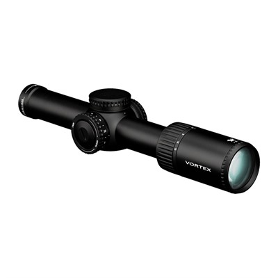 Viper Pst Gen Ii 1-6x24mm Vrm-2 Mrad Reticle Vortex Optics.