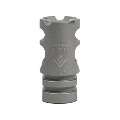 Ar-15 Gamma 300blk Muzzle Brake 300 Blackout Vg6 Precision.