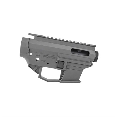 The Angstadt Arms AR-15 1045 stripped receiver set in .45 ACP is the ideal package when wanting to build a serious ...